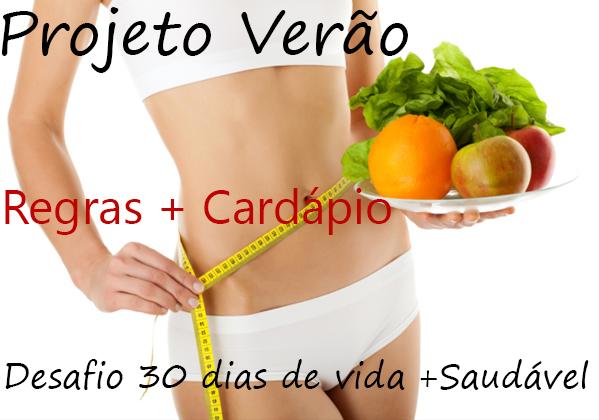 Desafio 30 dias de dieta